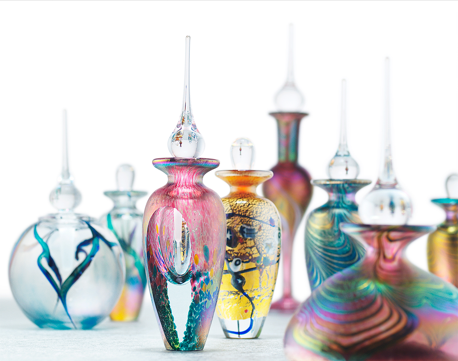 Robert Held Art Glass_Catalogue sample